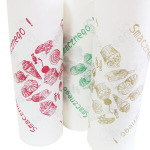 papier siarczan kolor rolka