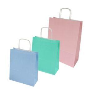 torba papierowa kolorowa