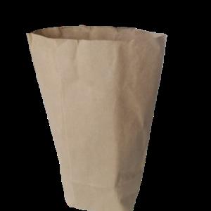 torebka krzyżowa szara