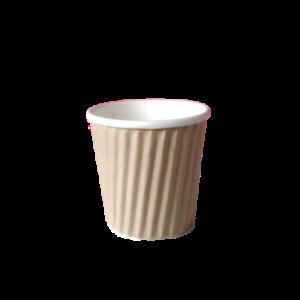 kupek papierowy do kawy